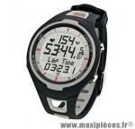 Prix spécial ! Montre cardiofréquencemètre Sigma PC 15.11 couleur gris - Cardio vélo/running