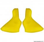 Couvre cocottes sram jaune marque Far & Near - Pièce vélo