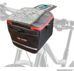 Sacoche avant avec housse smartphone marque Oktos- Equipement cycle