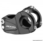 Prix spécial ! Potence VTT freeride/enduro alu 1 pouce 1/8 longueur 50mm relevé de 30° marque Zoom - Pièce vélo