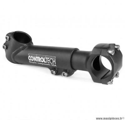 Potence tandem stoker diamètre 31,6 guidon diamètre 31,8mm l190 / 230mm marque Controltech - Pièce vélo