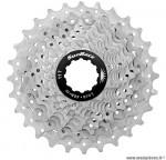 Cassette 10 vitesses 11-28 marque Sunrace - Pièce vélo