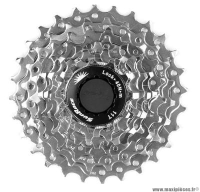 Cassette 8 vitesses 11-32 marque Sunrace - Pièce vélo