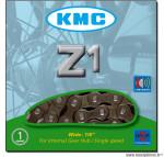 Chaîne de vélo à 1 vitesse modèle z1 pouce 1/2 x 1/8ème marque KMC - Matériel pour Vélo