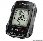 Compteur rox 10.0 gps noir (pack complet) marque Sigma - Accessoire vélo