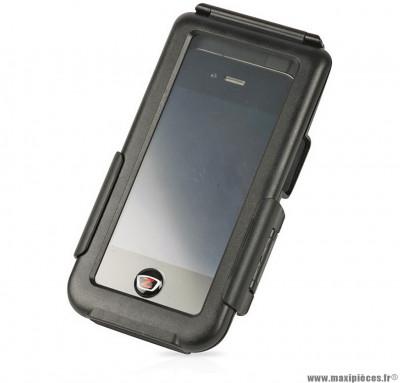 Support smartphone z console iphone 4 - 4s - 5 - 5c - 5s marque Zéfal - Accessoire vélo