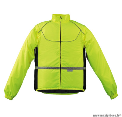 Veste vélo fluo hot160 (taille M) marque Wowow- Equipement cycle