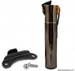 Mini pompe a main torch regular VTC presta/dunlop marque Airace - Accessoire vélo