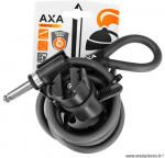 Câble plug in 1m50 / diamètre 10mm pour antivol starway marque Basta - Matériel pour Vélo