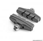 Porte patins route a cartouche compatible campagnolo noir v705a -fabricant WTP