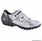 Chaussures VTT extrême (taille 41) blanches marque Luck