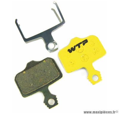 Plaquette de frein vélo compatible avid élixir marque WTP - Matériel pour Vélo
