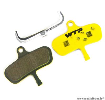 Plaquette de frein vélo compatible avid code marque WTP - Matériel pour Vélo