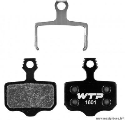 Plaquette de frein vélo élite semi-métal compatible avid élixir, xx, marque WTP - Matériel pour Vélo