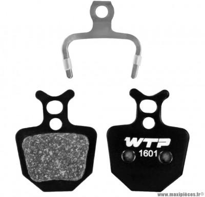 Plaquette de frein vélo élite semi-métal compatible formula oro marque WTP - Matériel pour Vélo