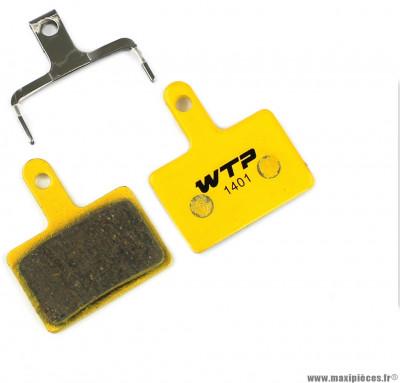 Plaquette de frein vélo marque WTP - Matériel pour Vélo