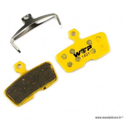 Plaquette de frein vélo compatible avid code 2011 marque WTP - Matériel pour Vélo