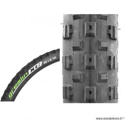 Pneu de vélo dimension 26 x 2,10 gremlin xc marque Duro