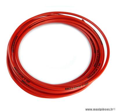 Durite hydraulique ultimate 3 velos rouge (rouleau) marque Alligator - Matériel pour Vélo