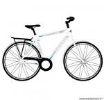 Vélo trekking blanc homme 6250u life confort (taille 54) marque Esperia - Autres vélos complet