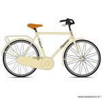 Vélo vintage homme 2280u retro' crème (taille unique) marque Esperia - Autres vélos complet