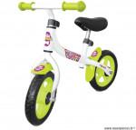 Draisienne butterfly 10 pouces pneus plein cadre acier - Accessoire Vélo Pas Cher - Draisienne pour enfant