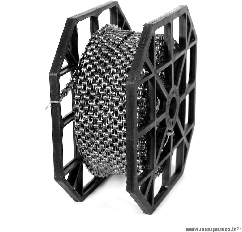 Chaîne de vélo à 10 vitesses modèle x10,93 (rouleau de 50 mètres) marque KMC - Matériel pour Vélo