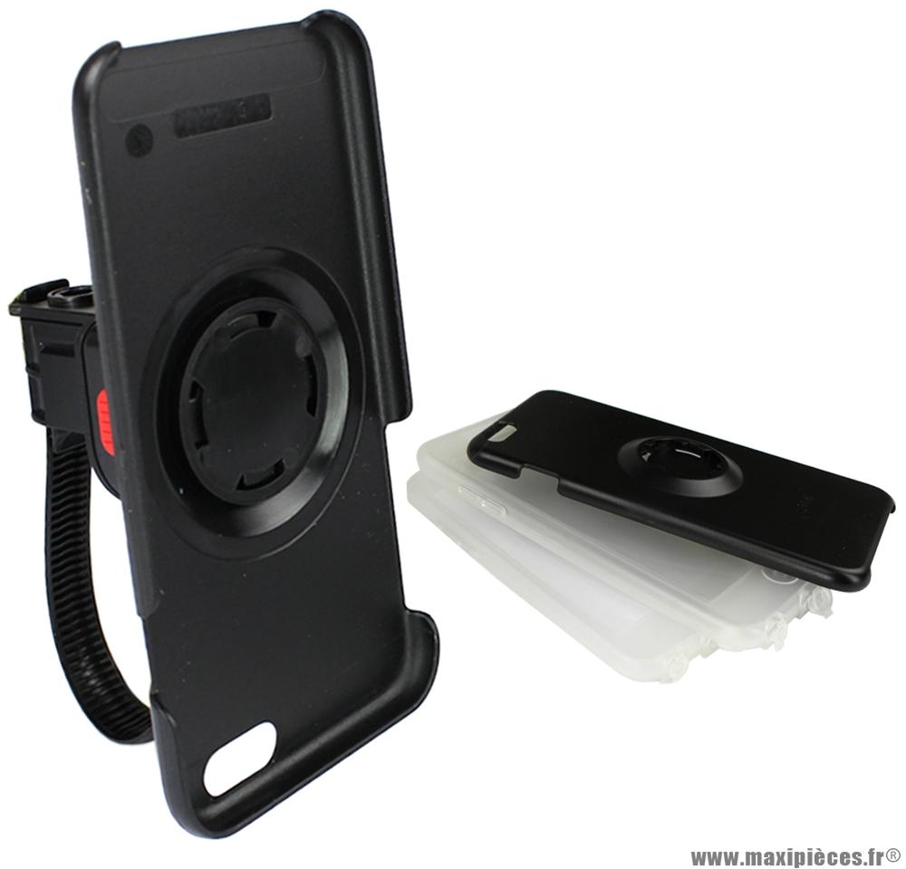 Support smartphone z console lite iphone 6 & 6+ marque Zéfal - Accessoire vélo