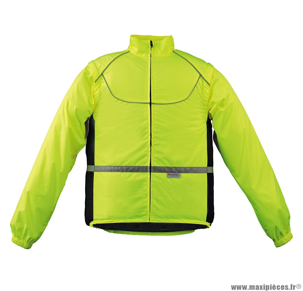 Veste vélo fluo hot160 (taille S) marque Wowow- Equipement cycle