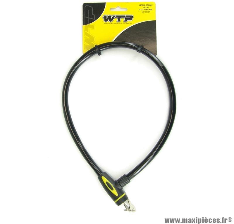 Antivol vélo a clé 4,5x65 marque WTP - Accessoire vélo