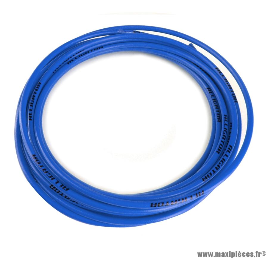 Durite hydraulique ultimate 3 velos bleu (rouleau) marque Alligator - Matériel pour Vélo