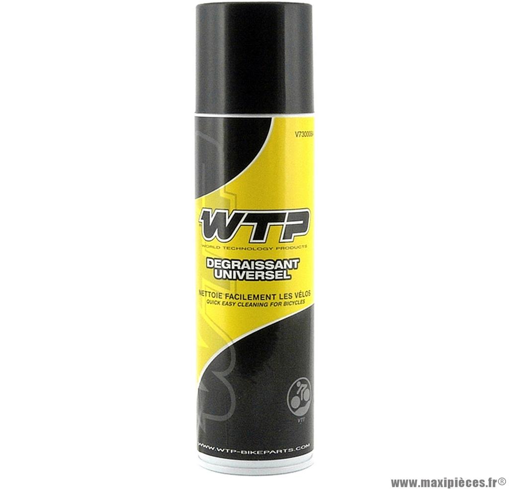 Dégraissant vélo 250 ml marque WTP - Accessoire vélo