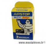 Chambre à air de tradi 12 1/2 vp k4 (12-10m) marque Michelin - Pièce Vélo