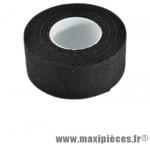 Prix spécial ! Ruban de guidon VELOX TRESSOREX coton noir 20mm x 2.50m (unité)