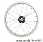 Roue vélo enfant 14 pouces avant jante/moyeu alu (etrto 254x21) - Accessoire Vélo Pas Cher *Prix spécial !
