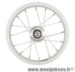 Roue vélo enfant 12 pouces 1/2 x 2 1/4 arrière tout alu (etrto 203x21) - Accessoire Vélo Pas Cher