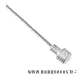 Cable frein tradi 15/10eme x 1.80m (vendu par boite de 25) marque Transfil - Matériel pour Cycle