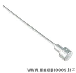 Cable frein route 15/10eme x 2.25m(vendu par boite de 25) marque Transfil - Matériel pour Cycle