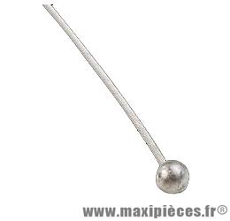 Cable frein route italien 15/10emex 2.00m (vendu par boite de 25) tra - Accessoire Vélo Pas Cher