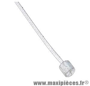 Cable dérailleur 12/10eme x 1.20m (vendu par boite de 25) - Accessoire Vélo Pas Cher