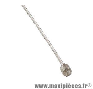 Cable dérailleur 12/10eme x 2.50m (vendu par boite de 25) marque Transfil - Matériel pour Cycle