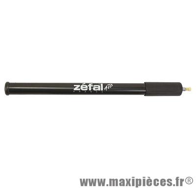 Pompe VTT atb 313 d26mm l300mm vs/vp noir (plastique) marque Zéfal - Matériel pour Cycle