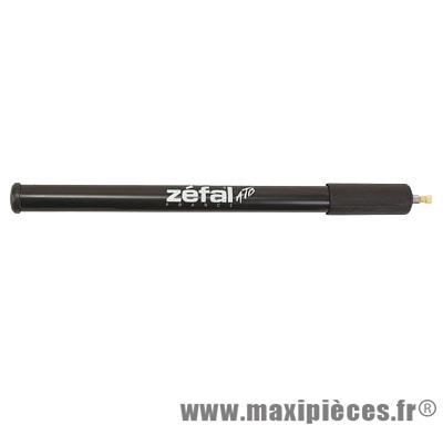 Pompe VTT atb 310 d26mm l380mm vs/vp noir (plastique) marque Zéfal - Matériel pour Cycle