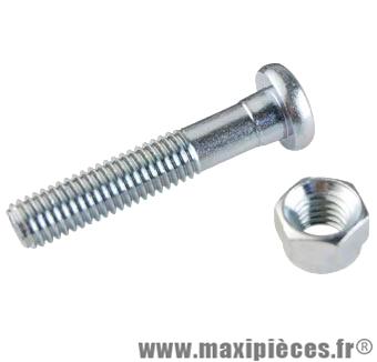 Boulon serrage selle/potence d8x40 (x1) - Accessoire Vélo Pas Cher