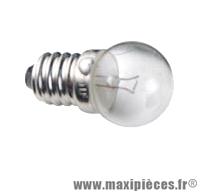 Lampe/ampoule 6v 2.4w projecteur (ep10) vélo marque Flosser - Accessoire Vélo
