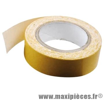 Fond de jante/bande autocollante/colle pour boyau jantex 76 jante alu (pour 2 roues) marque Vélox