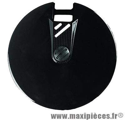 Protège pédalier VTT 48d. noir (fixation sur manivelle) marque Polisport - Pièce Vélo