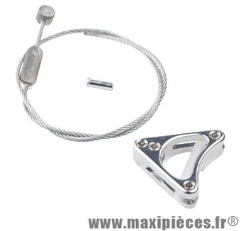 Chape d'ajustage frein VTT (avec cable) - Accessoire Vélo Pas Cher