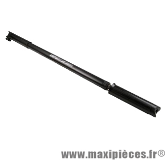Pompe route autofix. sp3 noir vp (515mm) marque Zéfal - Matériel pour Cycle