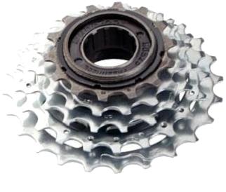 Roue libre 5  vitesses 14-24 dents noir marque Sunrace - Matériel pour Vélo